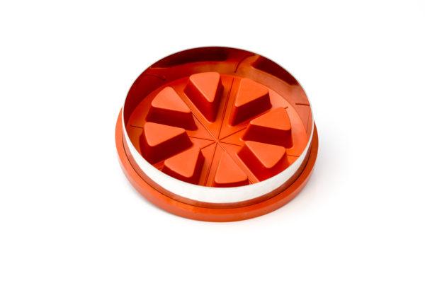 Zila Tortenform – rund – für 8 Stücke